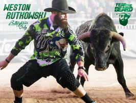 """Weston Rutkowski 18""""X24"""" poster"""