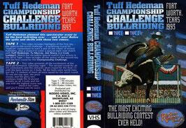 1993 Tuff Hedemen Championship Bull Riding