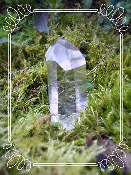 Bergkristall - programmiert