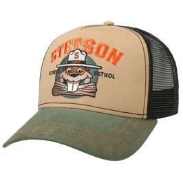 """Stetson Trucker Cap """"Beaver"""""""