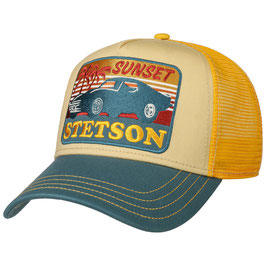 "Stetson Trucker Cap ""Sunset"""