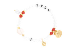 Armband Sylt mit Muschel von LIZAS - Jewellery