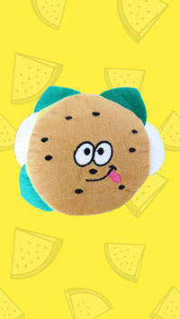"Hundespielzeug ""Burger"""