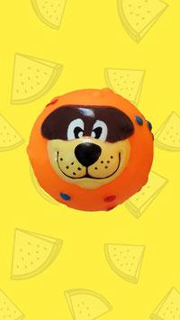 Spielball Hundekopf