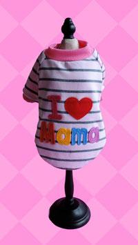 T-Shirt I love Mama :-)