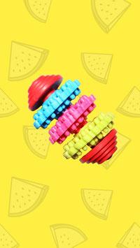 Hundespielzeug Gummi Ei