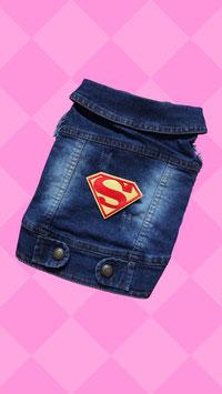 """Jeansjacke """"Super"""""""