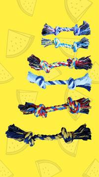 Hundespielzeug Seilknoten