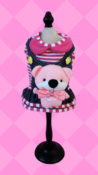 Kleid Teddybär