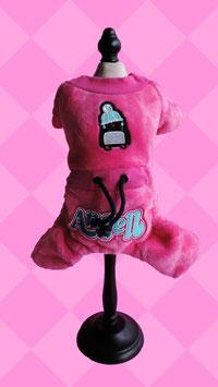 Anzug Niki pink