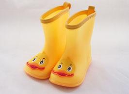 1 - Gele regenlaarsjes met eendje