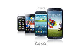 Samsung Galaxy Backcover  Reparatur