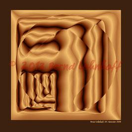 Kupfernes Quadrat
