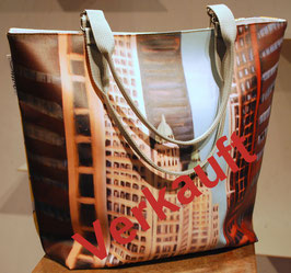Meeus Tasche Unikat New York/Satelit