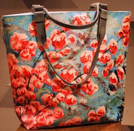 Meeus Tasche Unikat Koi/Magnolia