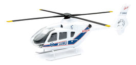 Hélicoptère SAMU EC135 Blanc