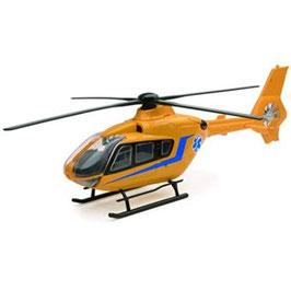 Hélicoptère SAMU EC135 Jaune nouvelle série