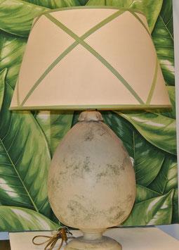 Lampada in porcellana
