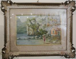 Paesaggio lacustre n. 1