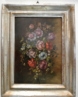 Miniatura con fiori n. 4