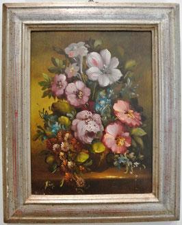 Miniatura con fiori n. 5