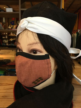 【紀州戦国屋】陣羽織マスク