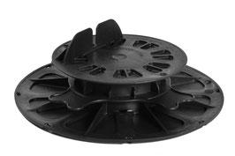 Stellfuss mit Balkenaufnahme Base 40 - 70 mm