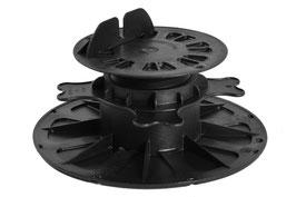 Stellfuss mit Balkenaufnahme Base 70 - 120 mm