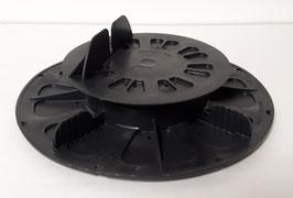 Stellfuss mit Balkenaufnahme Base 27 - 40 mm