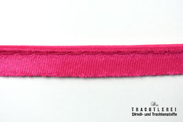 Paspelband shocking pink J10010