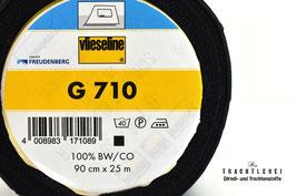 Gewebeeinlage Vlieseline G710 schwarz