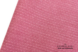 Trachtenjacquard Baumwolle Himbeerrosa A10380