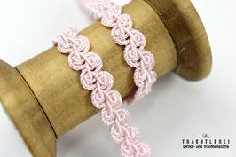 Posamentenborte pale pink K10028