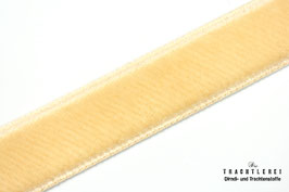 Samtband Light Peach M10035