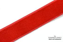 Samtband Red M10030