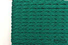 Posamentenborte Zopfmotiv Jade K20023