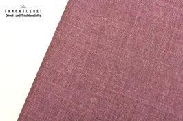 Leinen-Schurwoll-Mischung Maulbeere S30024