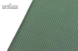 Baumwolljacquard Gretchen Blattgrün - Dunkelblau A10457