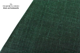 Leinen-Schurwoll-Mischung Tannengrün S30030