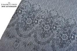 Schürzenrapport Grau Ton-in-Ton E10247/2