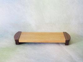 木製 モダン仏器膳 ライト色
