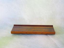 木製 仏器膳 アッシュ桑色