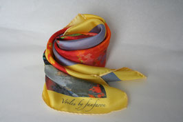 Foulard Voiles with Julie d'Aragon
