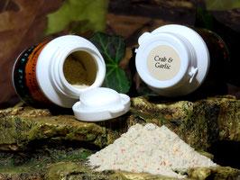 High Active Bait Powder Crab & Garlic 25g