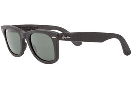Ray-Ban 2140QM 1152N5 WAYFARER LEATHER