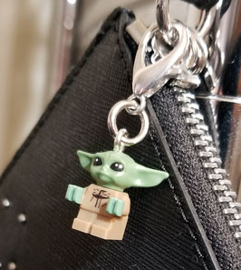 Miss Brixx Lego Star Wars Minifigs! Bag Charms & Necklaces.