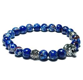 Lion (blauer Jaspis)