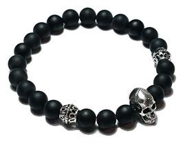 Skull (matt schwarz)