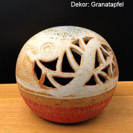 Keramik Lichtkugel