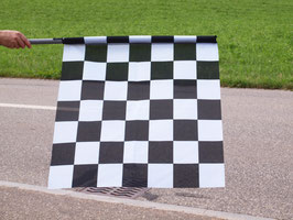 Finish Flag (ca.900mm x 800mm)